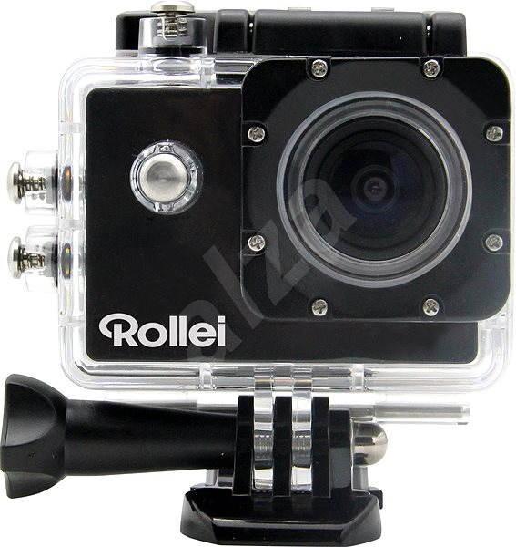 Rollei ActionCam 300 černá - Digitální kamera