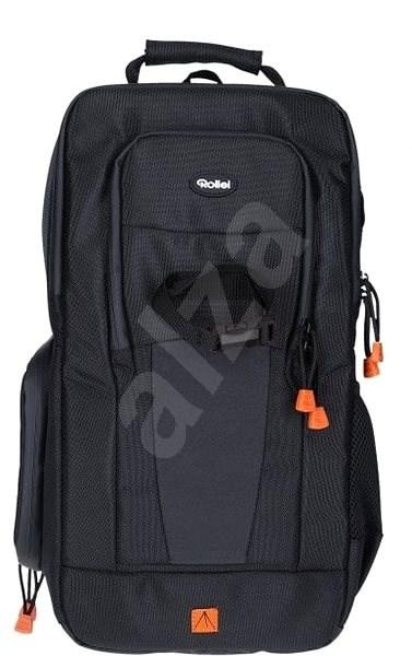Rollei Fotoliner Sling bag černá - Fotobrašna