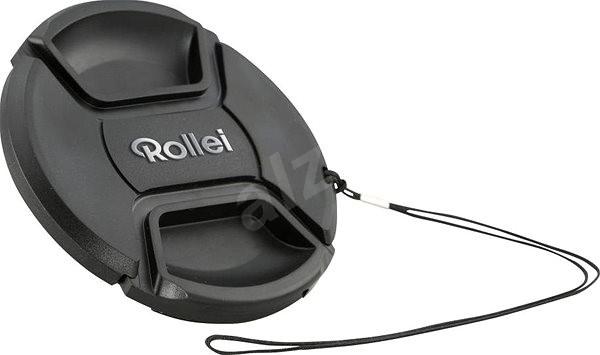 Rollei - 86mm - Krytka objektivu