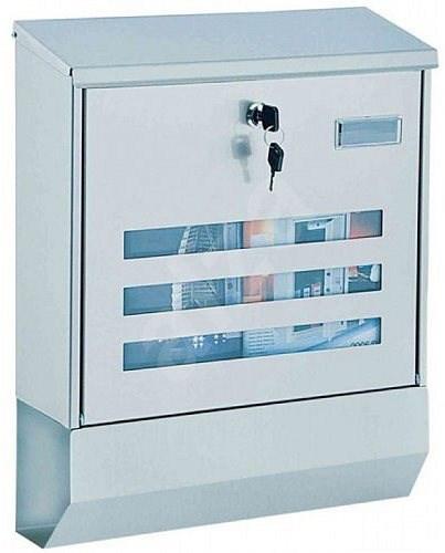 Rottner JUBILEE 40 nerez - Poštovní schránka