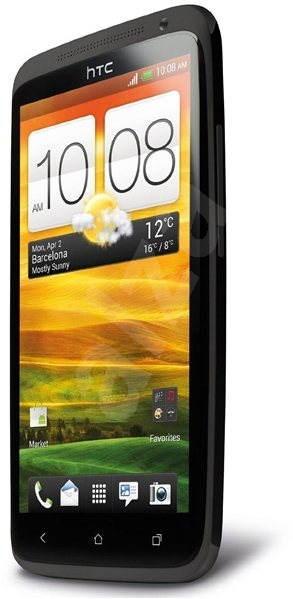 HTC One X (Endeavor) Black 32GB - Mobilní telefon