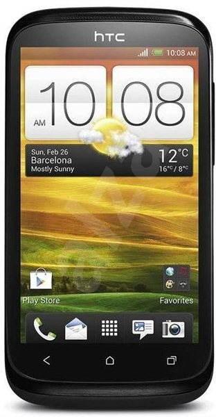 HTC Desire X (Proto) Black - Mobilní telefon