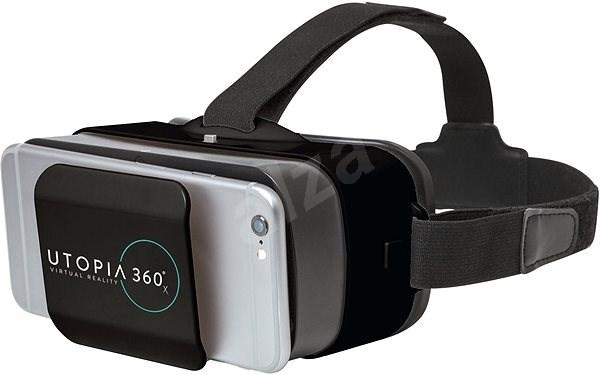 ce9d593dc RETRAK Utopia 360° VR Headset for Kids - Brýle pro virtuální realitu ...