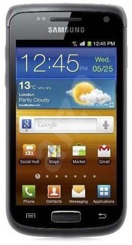Samsung Galaxy W (i8150) Black - Mobilní telefon