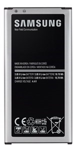 Samsung Standard 2800 mAh, EB-BG900BB (black/silver) Bulk - Baterie pro mobilní telefon