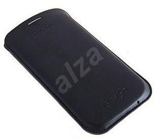 Samsung Galaxy S III (i9300) EFC-1G6LBE, Navy Blue - kožené poudro
