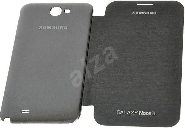 Samsung EFC-1J9FS (stříbrné) - Pouzdro na mobilní telefon