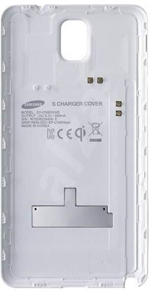 Samsung EP-CN900I bílý - Ochranný kryt