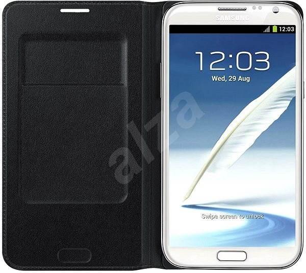 Samsung EF-NN710BB (černé) - Pouzdro na mobilní telefon  50b756eae41