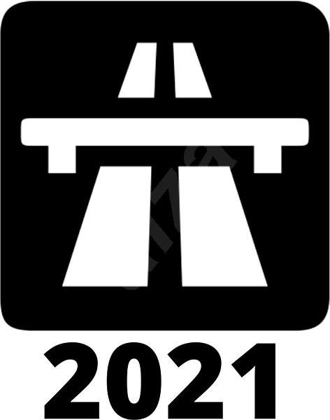 Elektronická dálniční známka ČR 2021 - pro vozidla o celkové hmotnosti do 3,5 tuny - Kupón