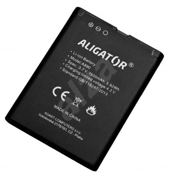 ALIGATOR A890 / A900, Li-Ion - Baterie pro mobilní telefon