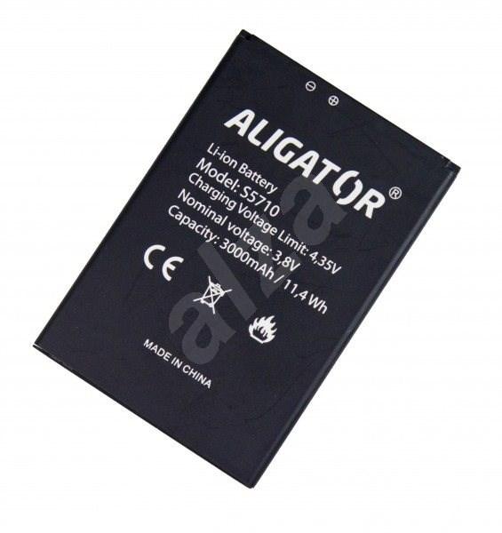 ALIGATOR S5710 Duo / Senior, Li-Ion - Baterie pro mobilní telefon