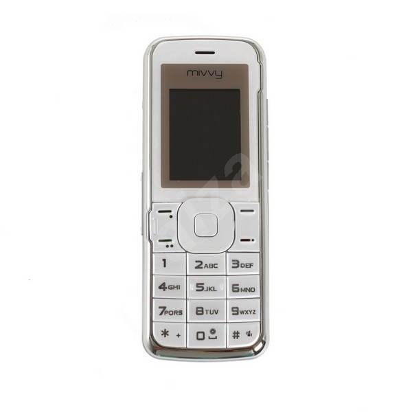 Mivvy Dual Music černý - Mobilní telefon