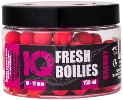 LK Baits IQ Method Feeder Fresh Boilie Cherry 10-12mm 150ml - Boilies