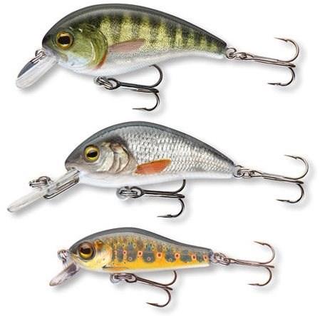 Cormoran Real Fish Lure Set 1 3ks - Wobler