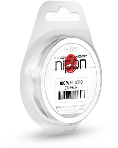 FIN Fluorocarbon Nipon 0,134mm 3,61lbs 20m - Fluorocarbon
