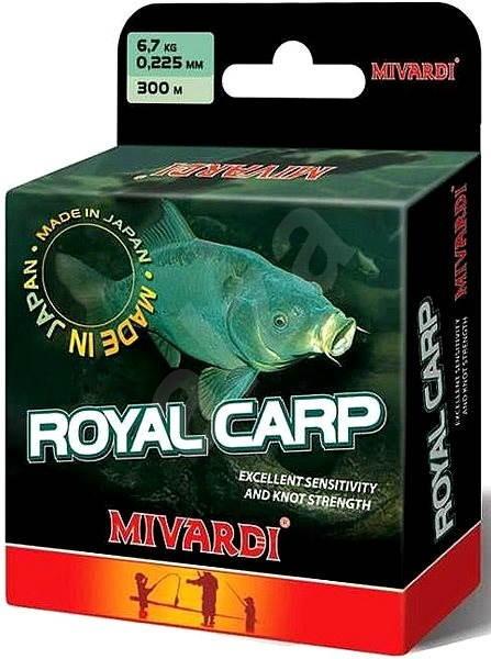 Mivardi Royal Carp 0,225mm 300m - Vlasec