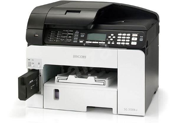Ricoh Aficio SG 3120B SFNw - Inkoustová tiskárna