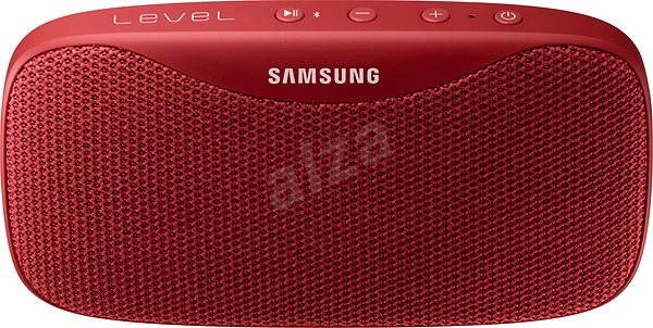 Samsung Level Box Slim Red - Bluetooth reproduktor