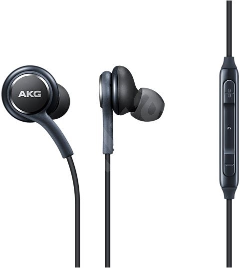 Samsung EO-IG955B by AKG Titanium Gray - Sluchátka