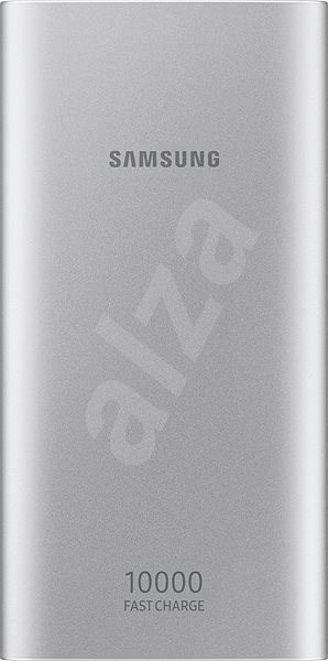 Samsung Powerbanka 10000mAh USB-C Fast Charge Silver - Powerbanka