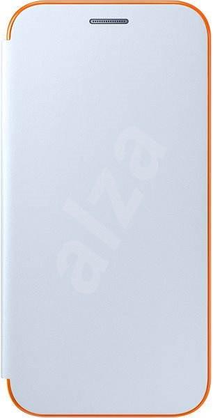 Samsung Neon Flip Cover Galaxy A5 2017 EF-FA520P modré - Pouzdro na mobilní  telefon 666bb119bfe