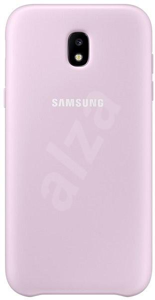 Samsung Dual Layer Cover EF-PJ330C Galaxy J3 (2017) růžový - Kryt na ... 78a1db72be3