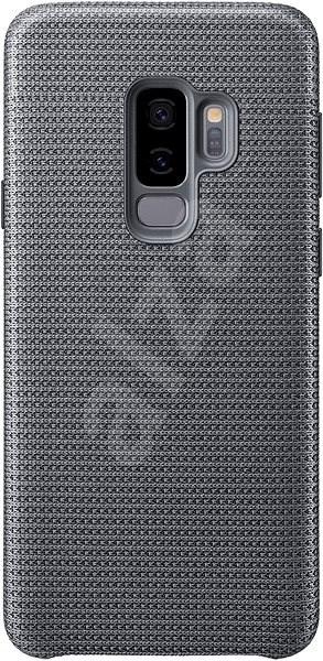 Samsung Galaxy S9+ Hyperknit Cover šedý - Kryt na mobil
