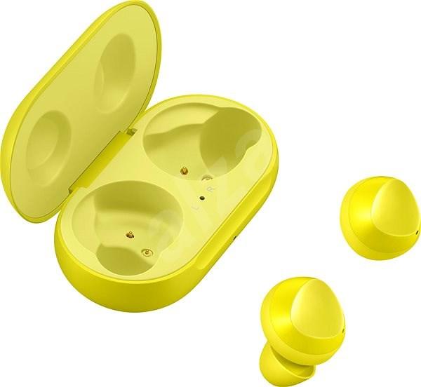 Samsung Galaxy Buds Yellow - Bezdrátová sluchátka