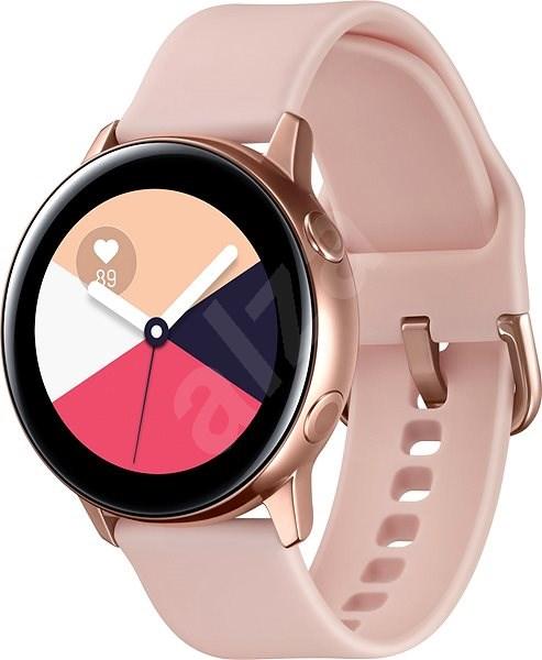 Samsung Galaxy Watch Active Rose Gold - Smartwatch
