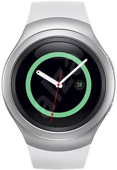 Samsung Gear S2 (SM-R720) bílé - Chytré hodinky  a32b9c3517