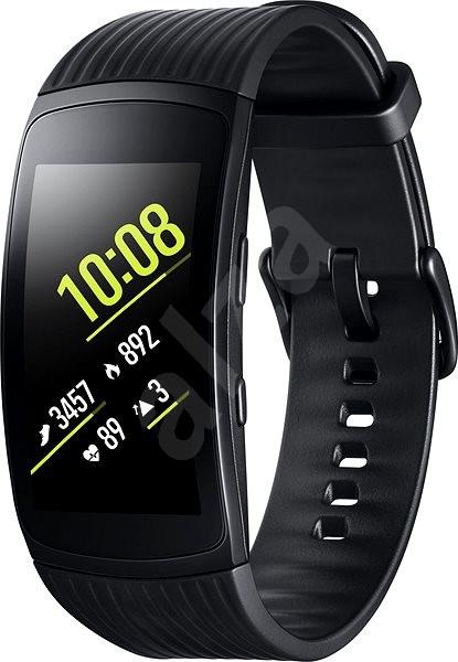 Samsung Gear Fit2 Pro Black - Fitness náramek