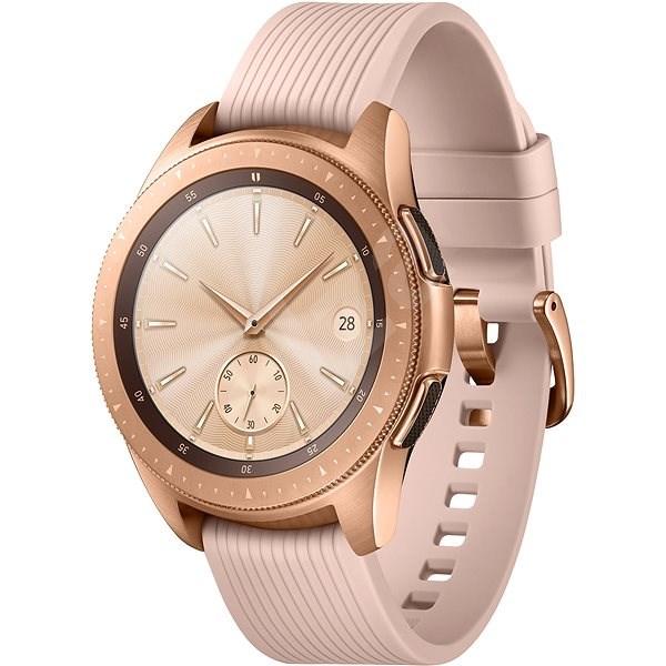 Samsung Galaxy Watch 42mm Rose-gold - Chytré hodinky  c725a95aaa