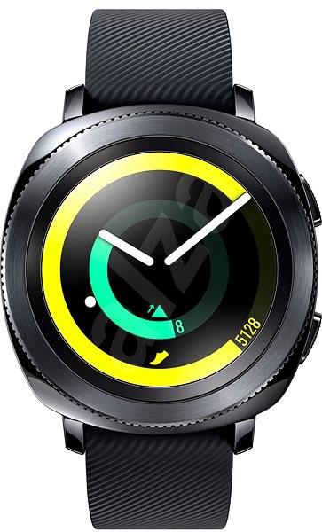 c77e0f9100a Samsung Gear Sport Black - Chytré hodinky