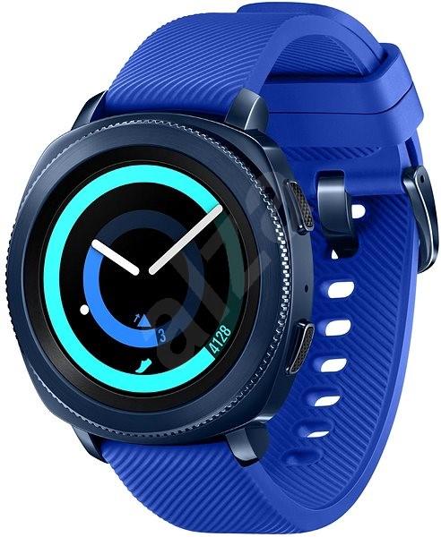 054326699 Samsung Gear Sport Blue - Chytré hodinky | Alza.cz