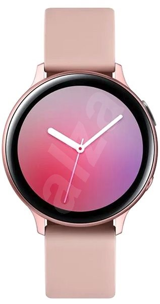 Samsung Galaxy Watch Active 2 44mm růžovo-zlaté - Chytré hodinky
