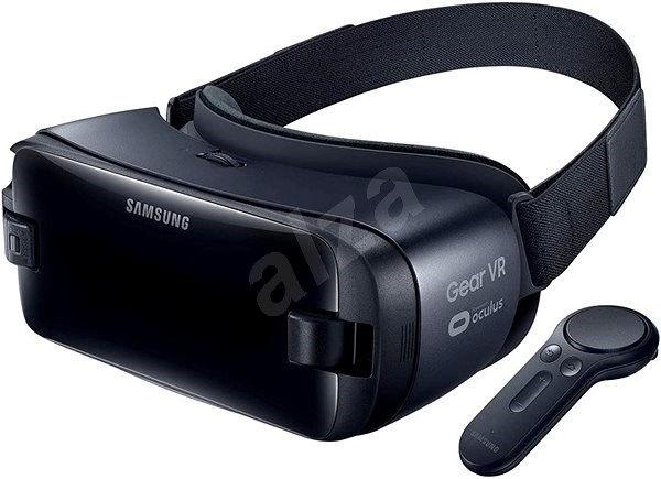 50bcc5239 Samsung Gear VR + Samsung Simple Controller 2018 - Brýle pro virtuální  realitu