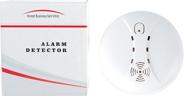 SAFE HOUSE LS-913WN - Detektor kouře