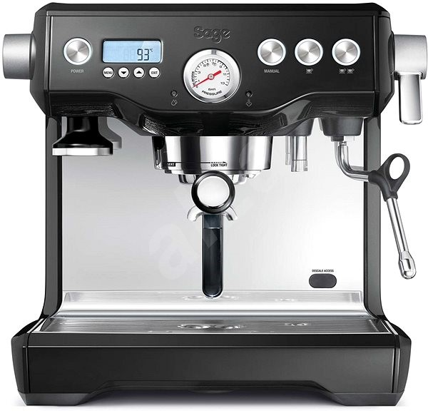 Sage BES920 Espresso černé - Pákový kávovar