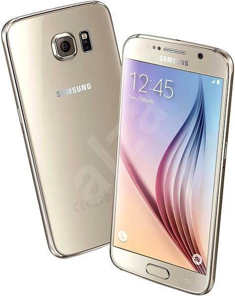Samsung Galaxy S6 (SM-G920F) 32GB Gold Platinum - Mobilní telefon ... ee1795f8d70