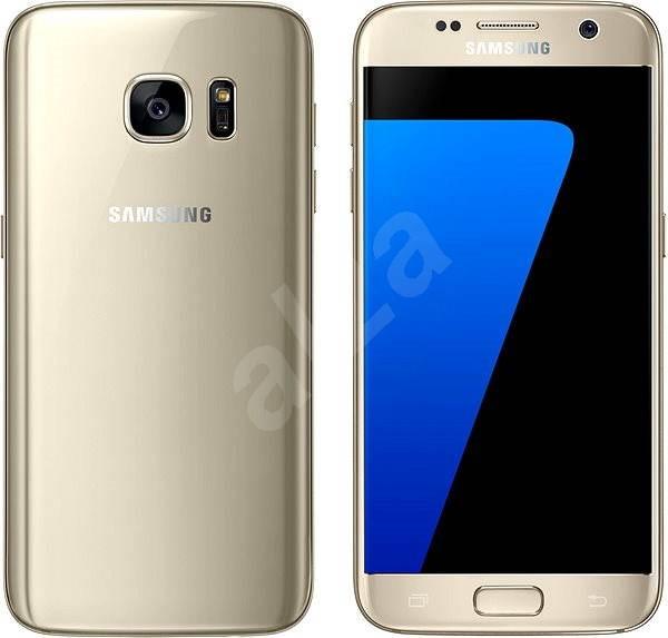Samsung Galaxy S7 zlatý - Mobilní telefon  ee997302206