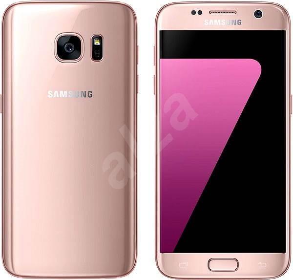 Samsung Galaxy S7 růžový