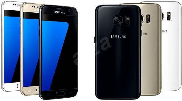 Samsung Galaxy S7 - Mobilní telefon