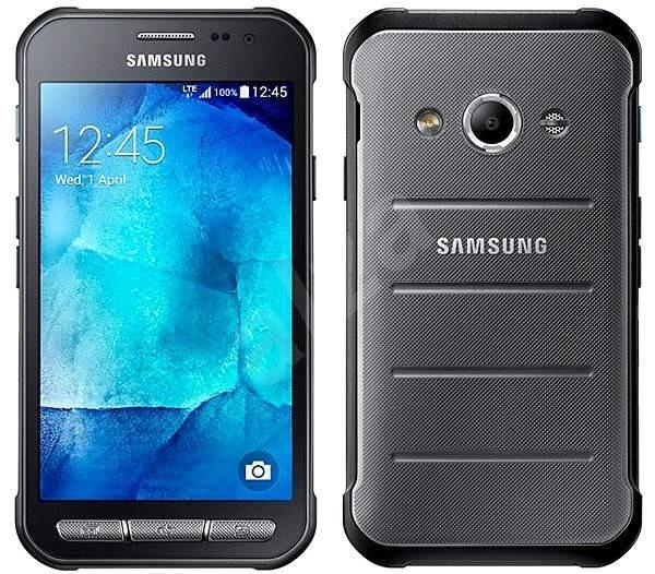 Samsung Galaxy Xcover 3 VE stříbrný - Mobilní telefon
