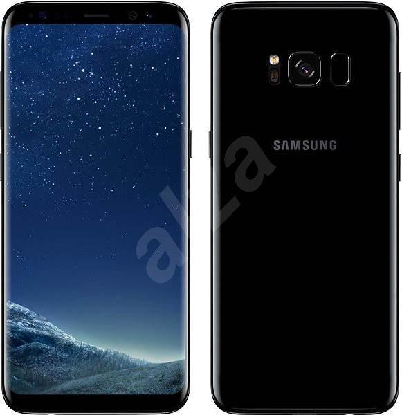 Samsung Galaxy S8 černý - Mobilní telefon
