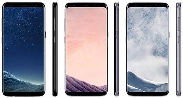 Samsung Galaxy S8 - Mobilní telefon