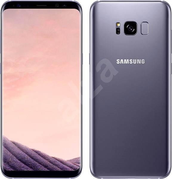 Samsung Galaxy S8+ šedý - Mobilní telefon