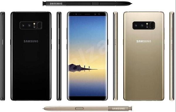 Samsung Galaxy Note8 - Mobilní telefon