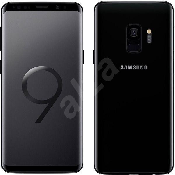 8814892c7 Samsung Galaxy S9 Duos černý - Mobilní telefon | Alza.cz