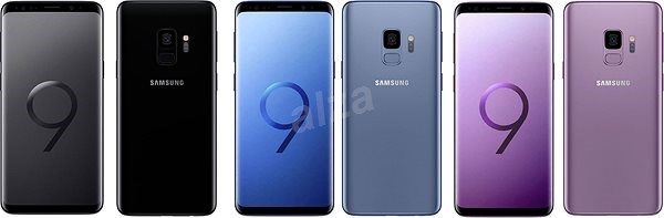 Samsung Galaxy S9 Duos - Mobilní telefon